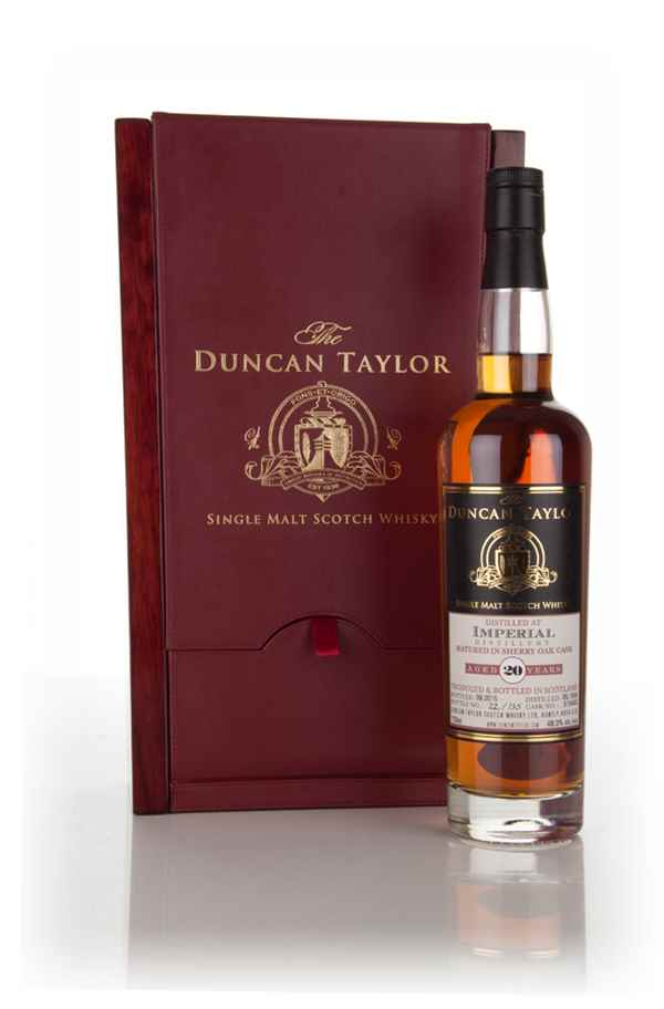 Imperial 20 Year Old 1995 (cask 515463) - The Duncan Taylor Single