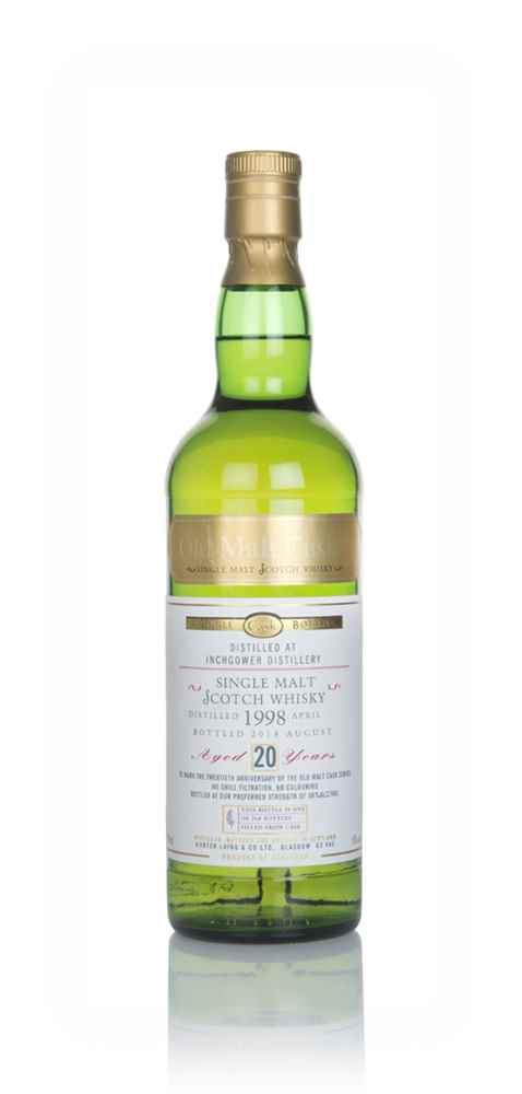 Inchgower 20 Year Old 1998 - Old Malt Cask (Hunter Laing)