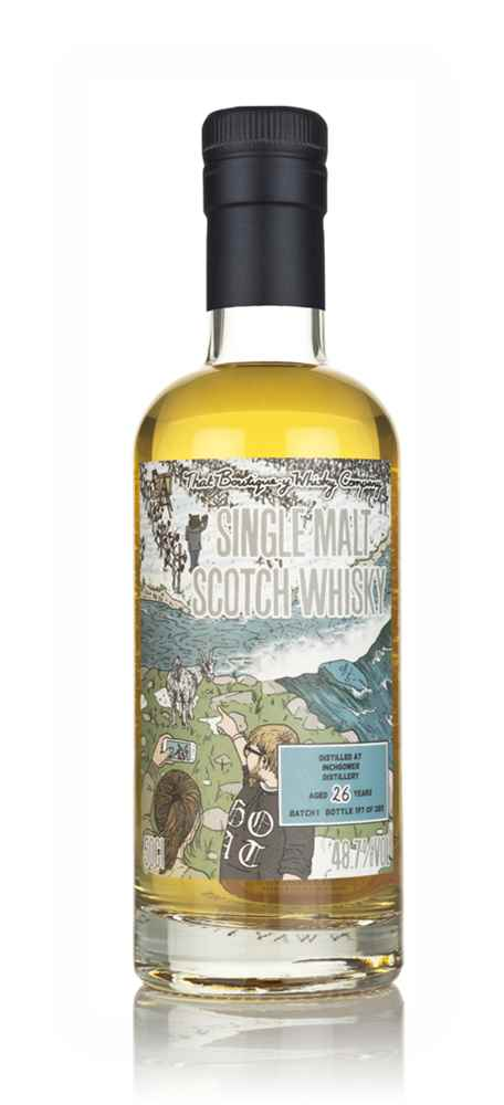 Inchgower 26 Year Old (That Boutique-y Whisky Company)