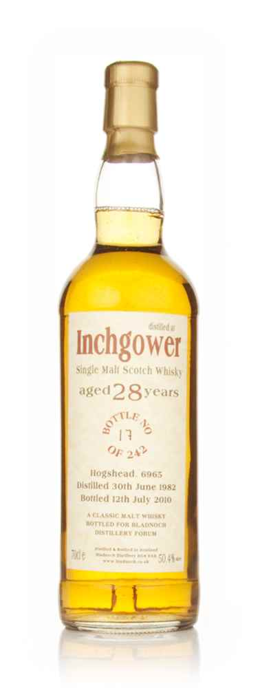 Inchgower 28 Year Old 1982 Cask 6965 (Bladnoch)