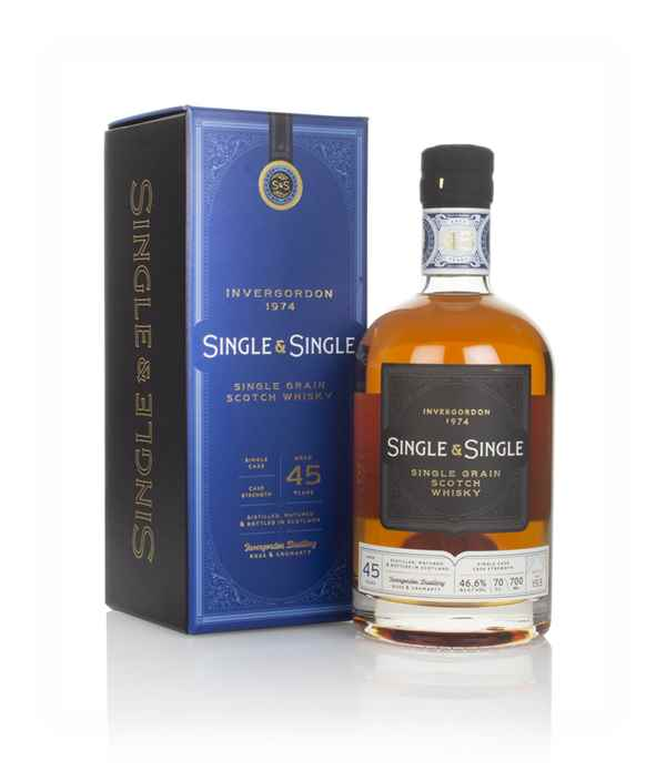 Invergordon 45 Year Old 1974 - Single & Single