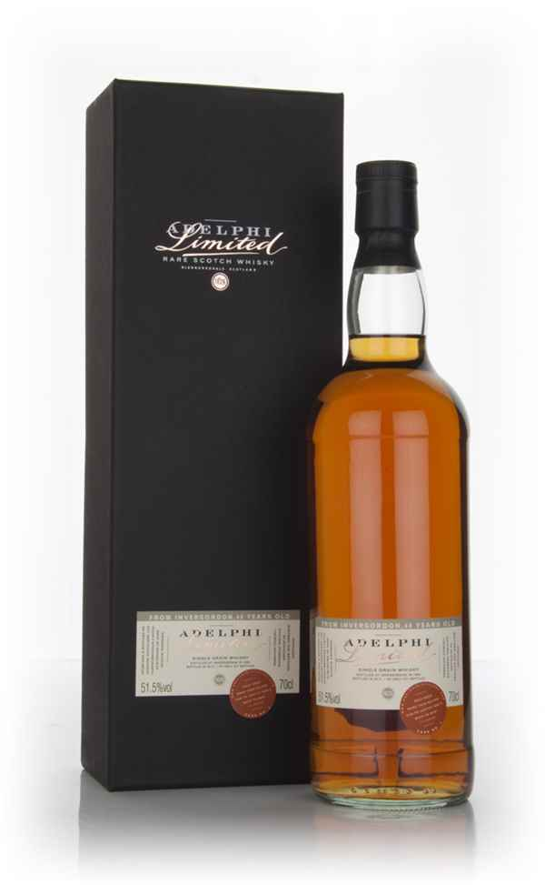 Invergordon 46 Year Old 1966 Cask 4 (Adelphi)