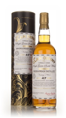 Invergordon 47 Year Old 1965 (cask 9459)- The Clan Denny (Douglas Laing)