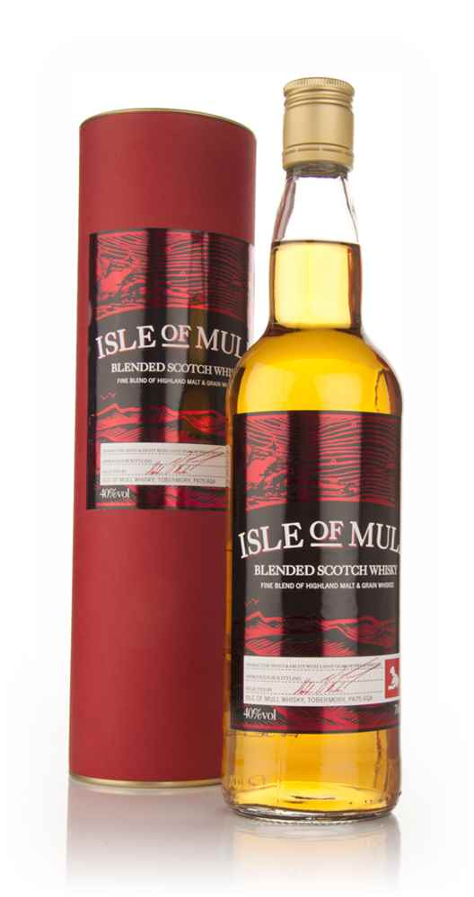 Isle of Mull Blended Whisky