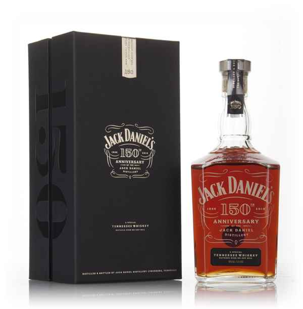 Jack Daniel's 150th Anniversary of the Distillery Special Edition