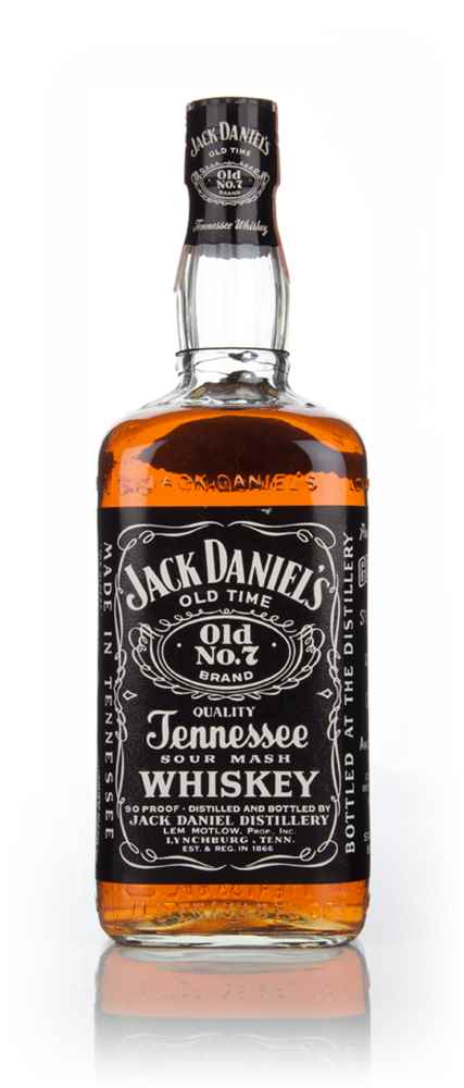Jack daniel 39 s tennessee whiskey 1979 whiskey master of malt for Photos jack daniels