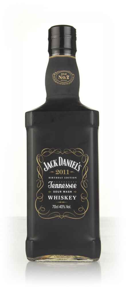 Jack Daniel's Tennessee Whiskey - 2011 Birthday Edition