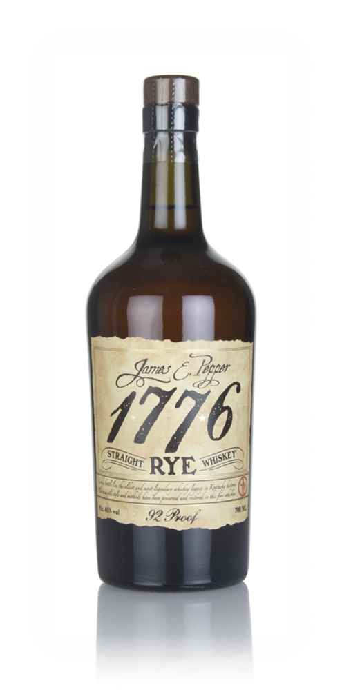 1776 Straight Rye Whiskey - 92 Proof