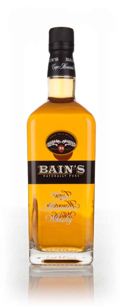 Bain's Cape Mountain Whisky (75cl)
