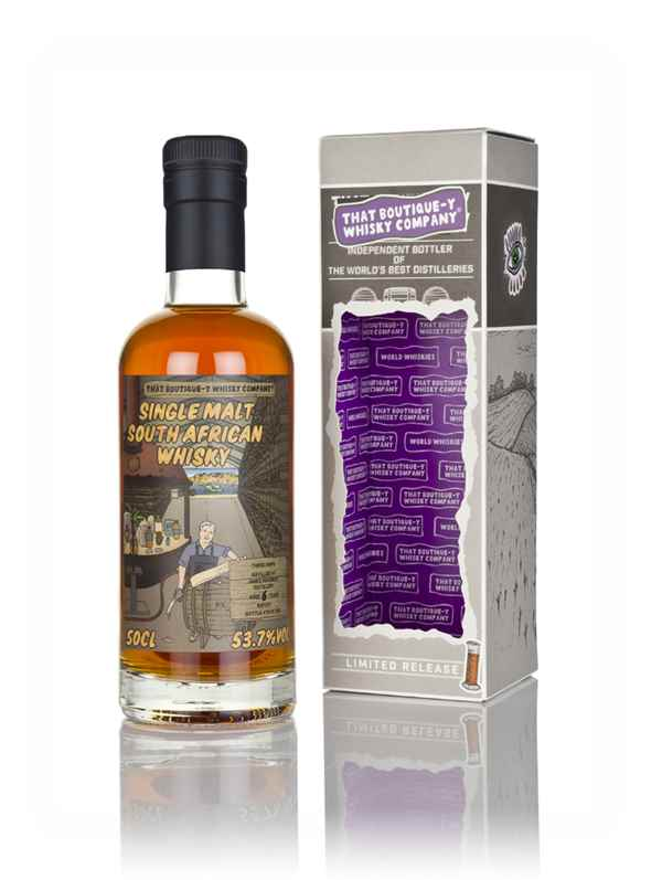 Three Ships 6 Year Old (That Boutique-y Whisky Company)