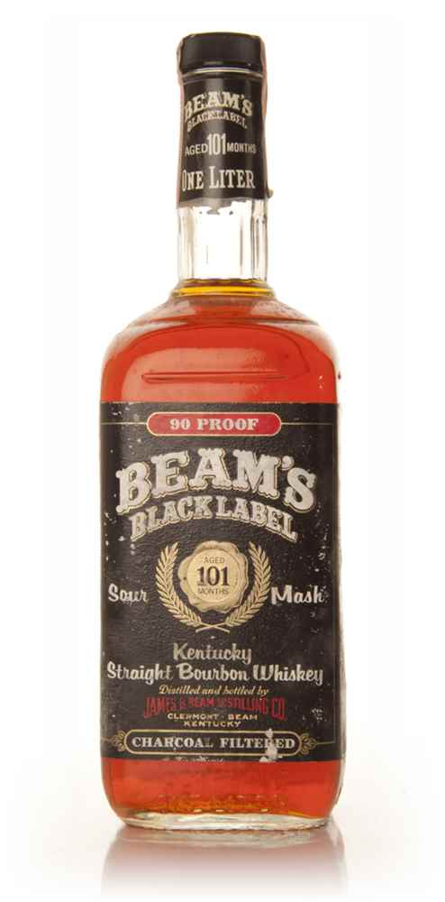 Beam's Black Label 101