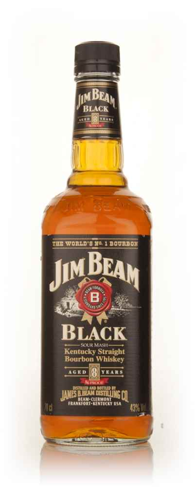 Jim Beam Black 8 Year Old - 2000s