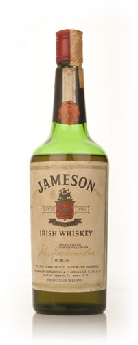 Jameson Irish Whiskey - 1960s