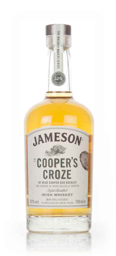 Jameson Whiskey Makers Series - Cooper's Croze