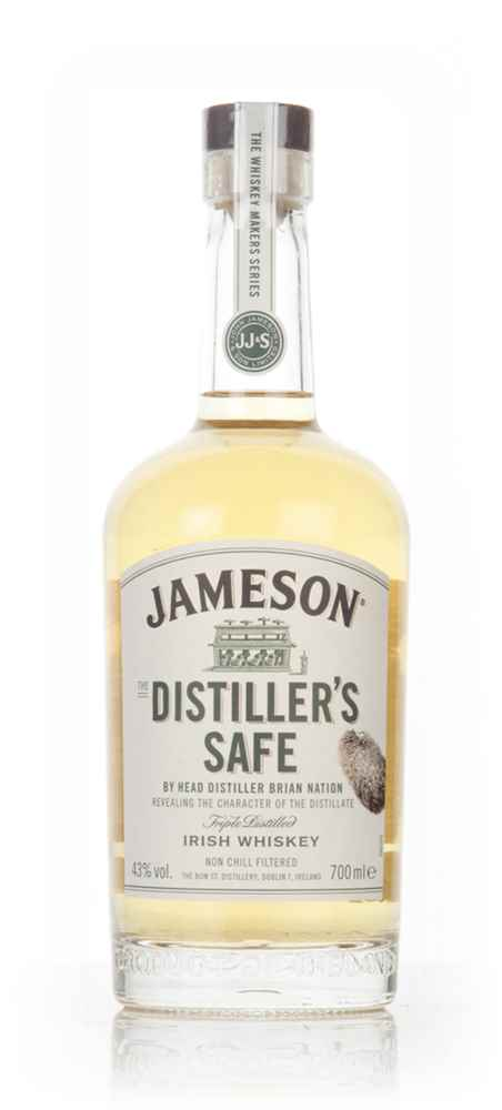 Jameson Whiskey Makers Series - Distiller's Safe