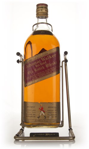 Johnnie Walker Red Label 3l - 1960s