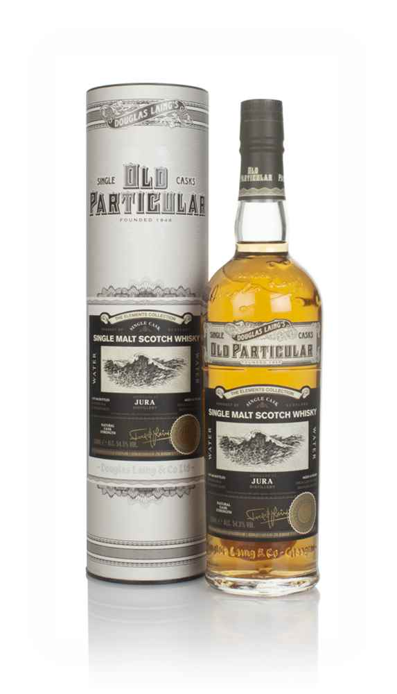 Jura 'Water' 12 Year Old 2007 - Old Particular Elements Collection (Douglas Laing)