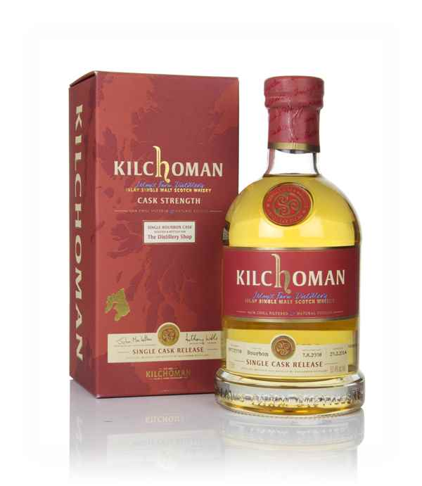 Kilchoman 5 Year Old 2008 Single Cask Release (cask 397/2008)