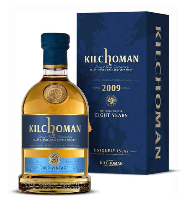 Kilchoman 8 Year Old 2009