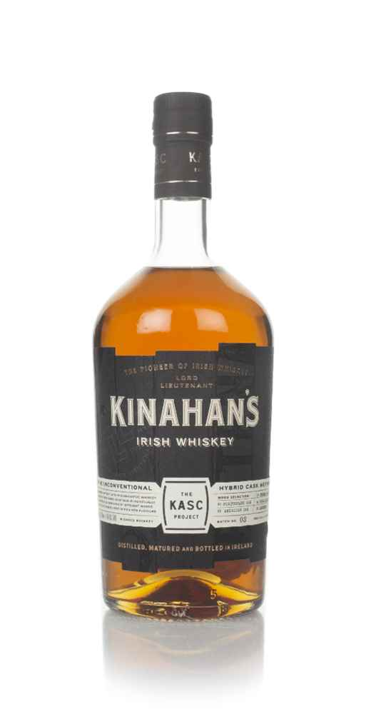 Kinahan's The Kasc Project