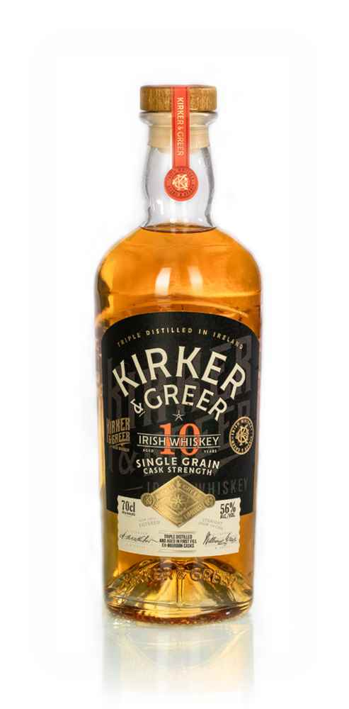Kirker & Greer 10 Year Old Cask Strength