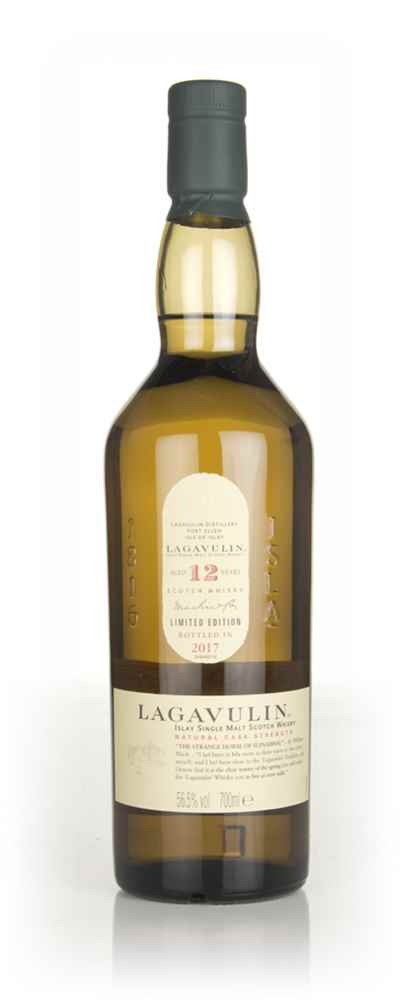 Lagavulin 12 Year Old (Special Release 2017)