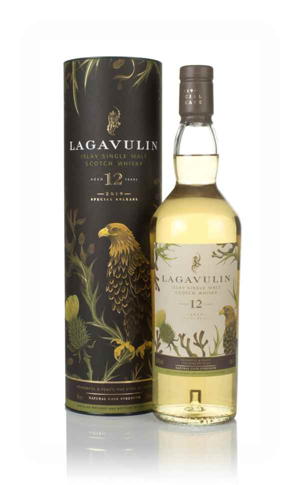 Lagavulin 12 Year Old (Special Release 2019)