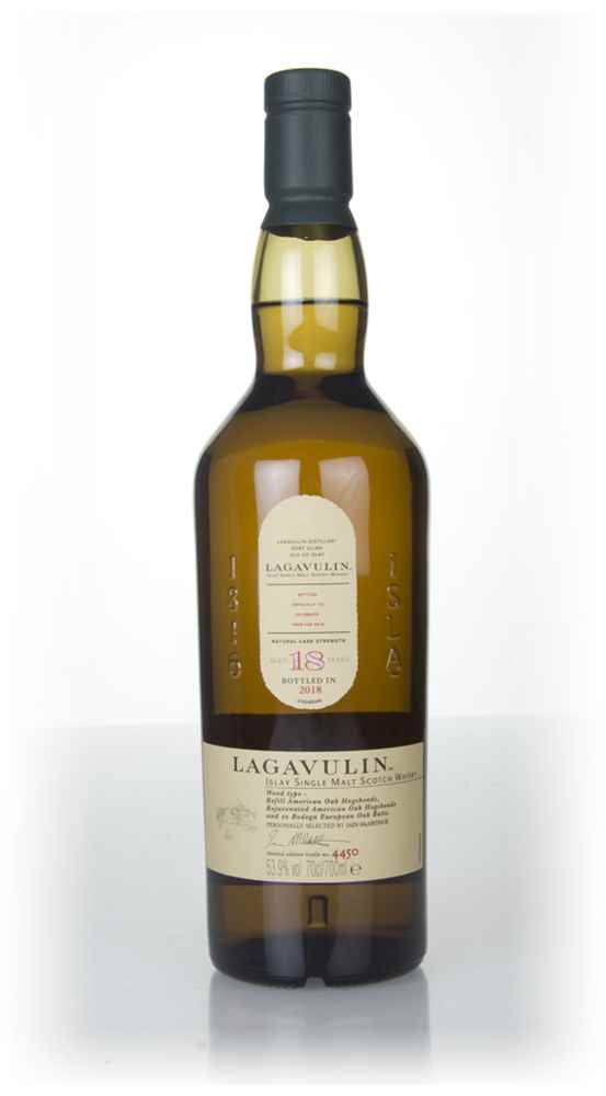 Lagavulin 18 Year Old - Fèis Ìle 2018