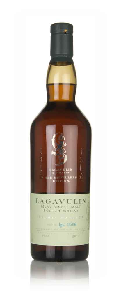 Lagavulin 2001 (bottled 2017) Pedro Ximénez Cask Finish - Distillers Edition