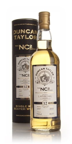 Laphroaig 12 Year Old 1997 - NC2 (Duncan Taylor)