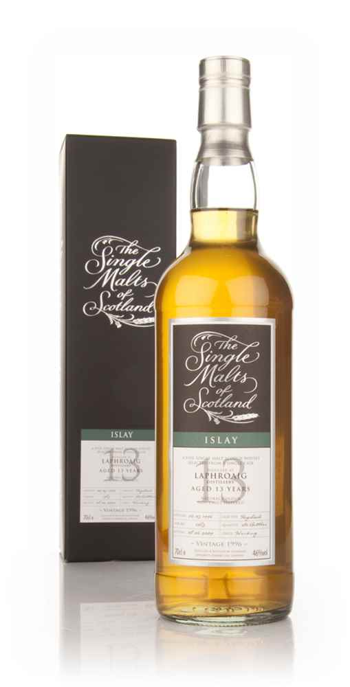 Laphroaig 13 Year Old 1996 - Single Malts of Scotland (Speciality Drinks)