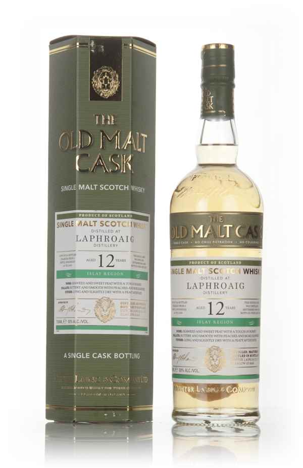Laphroaig 12 Year Old 2004 (cask 13433) - Old Malt Cask (Hunter Laing)