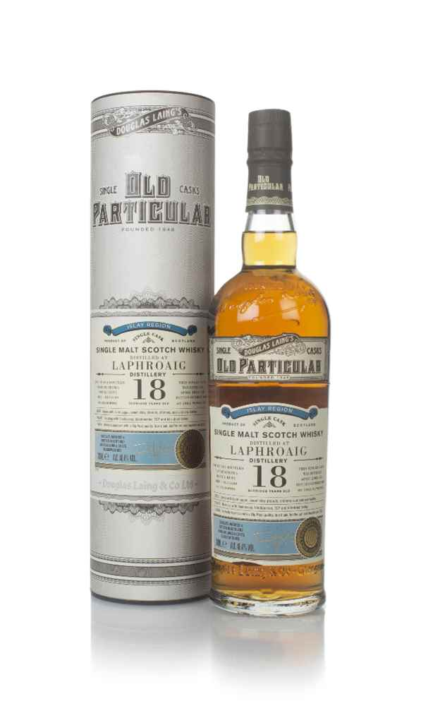 Laphroaig 18 Year Old 2002 (cask 14409) - Old Particular (Douglas Laing)