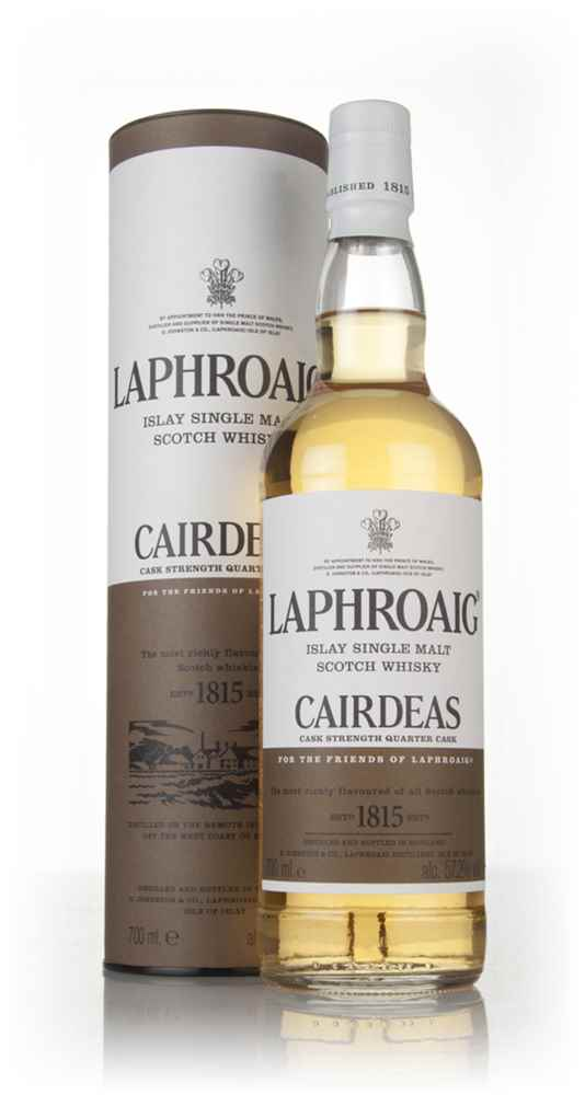 Laphroaig Cairdeas Cask Strength Quarter Cask (2017 Edition)
