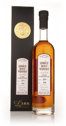 Lark Single Malt Cask Strength