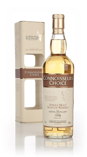 Ledaig 1998 (bottled 2014) - Connoisseurs Choice (Gordon & MacPhail)