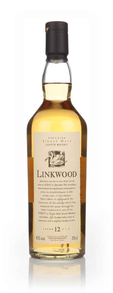 Linkwood 12 Year Old - Flora and Fauna