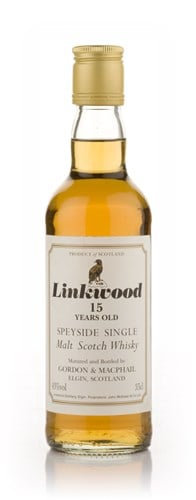 Linkwood 15 Year Old 35cl (Gordon and MacPhail)
