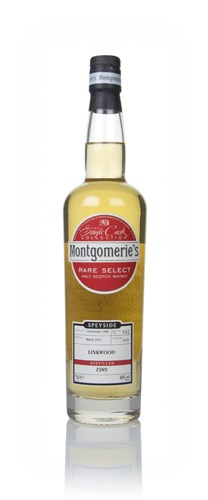 Linkwood 23 Year Old 1989 (cask 6713) - Rare Select (Montgomerie's)
