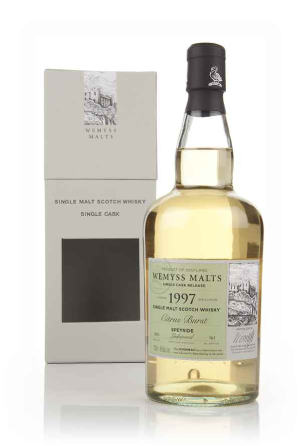 Citrus Burst 1997 - Wemyss Malts (Linkwood)