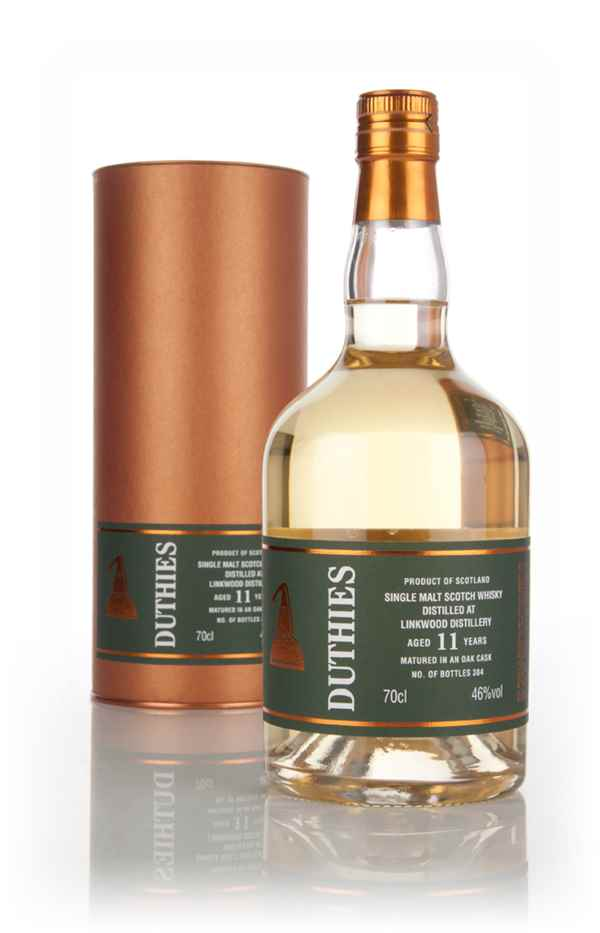 Linkwood 11 Year Old - Duthies (WM Cadenhead)
