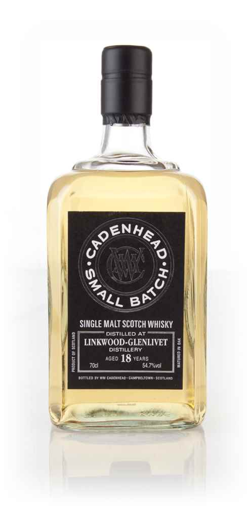 Linkwood 18 Year Old - Small Batch (WM Cadenhead)