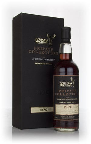 Linkwood 1970 - Private Collection (Gordon & MacPhail)