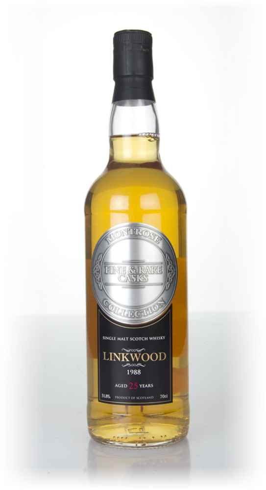 Linkwood 25 Year Old 1988 - Fine & Rare Collection (Montrose)