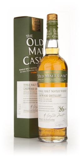 Linkwood 26 Year Old 1984 - Old Malt Cask (Douglas Laing)