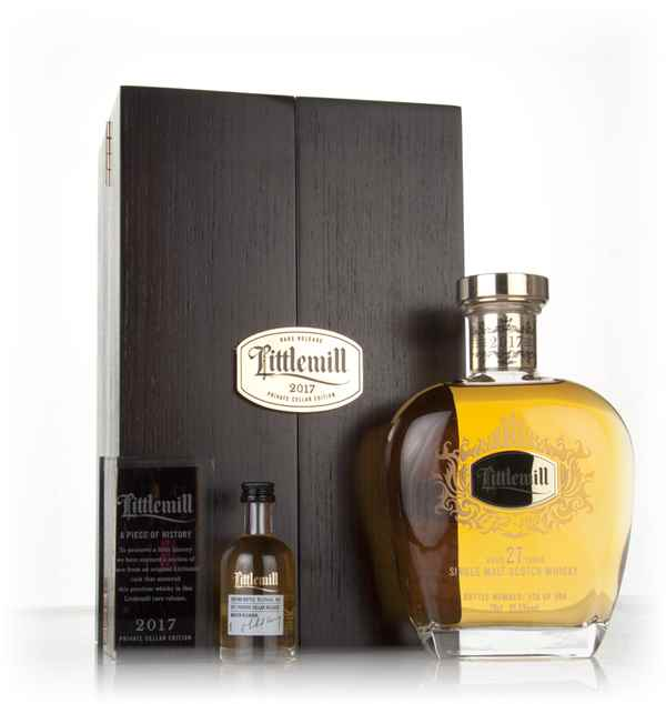 Littlemill 27 Year Old - Private Cellar Edition 2017
