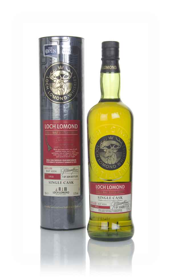 Loch Lomond Single Cask (cask 1912)