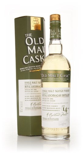 Royal Lochnagar 14 Year Old 1997 - Old Malt Cask (Douglas Laing)