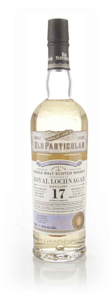 Royal Lochnagar 17 Year Old 1997 (cask 10434) - Old Particular (Douglas Laing)