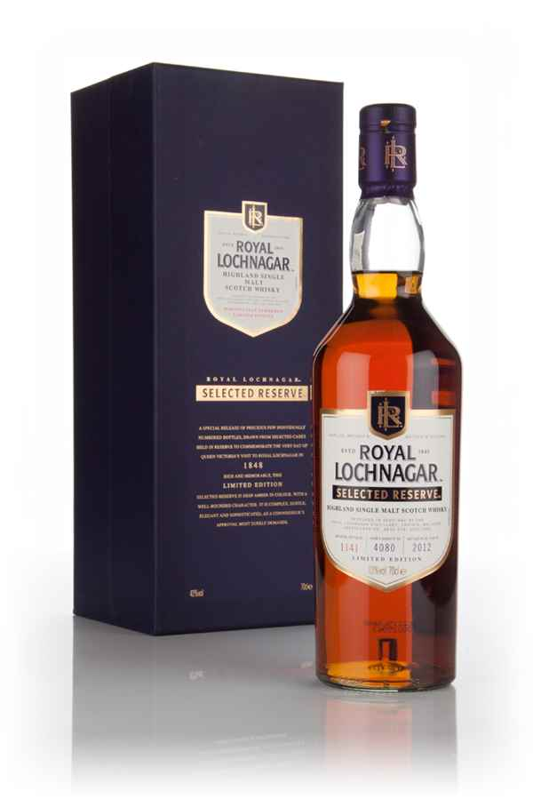 Royal Lochnagar Selected Reserve (bottled 2012)